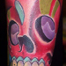 Tattoos - candy skull - 29689